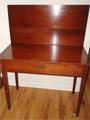 Find American antique tables - drop leaf and more.